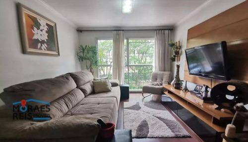 Apartamento À Venda, 80 M² Por R$ 443.000,00 - Jardim Londrina - São Paulo/sp - Ap16133