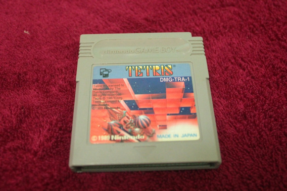 Tetris 100% Original Para Nintendo Game Boy - Gbc - Gba