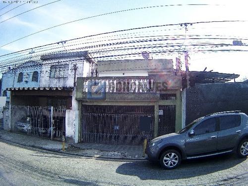 Imagem 1 de 9 de Venda Sobrado Sao Bernardo Do Campo Alves Dias Ref: 115509 - 1033-1-115509