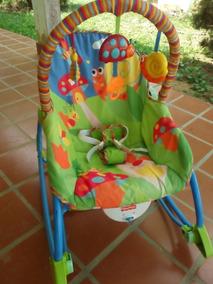 Vendo Silla Mesedora Y Gimnasio Para Bebe