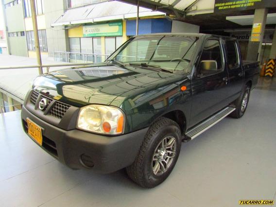 Nissan Frontier 2400 Mt