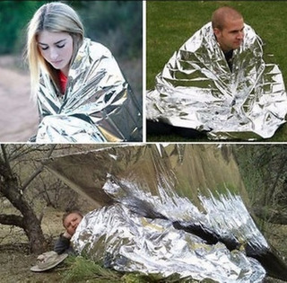 Cobertor Termico Emergencia Resgate Edc Sobrevivência Top