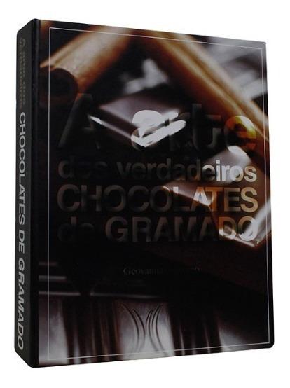 Caixa Livro Decorativo A Arte Dos Chocolates