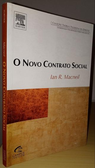 O Novo Contrato Social - Ian R. Macneil