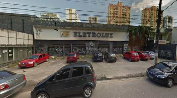 Galpão Para Locação Em Belém, Marco - A4473