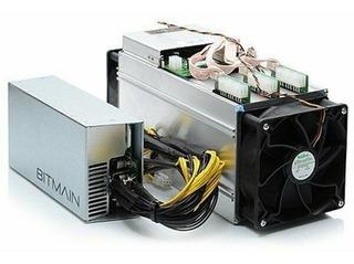 Minero Antminer S9 13.5th/s + Fuente Entrega Inmediata