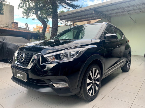 Nissan Kicks 1.6 16v Flex Sv 4p Xtronic 2017/2018