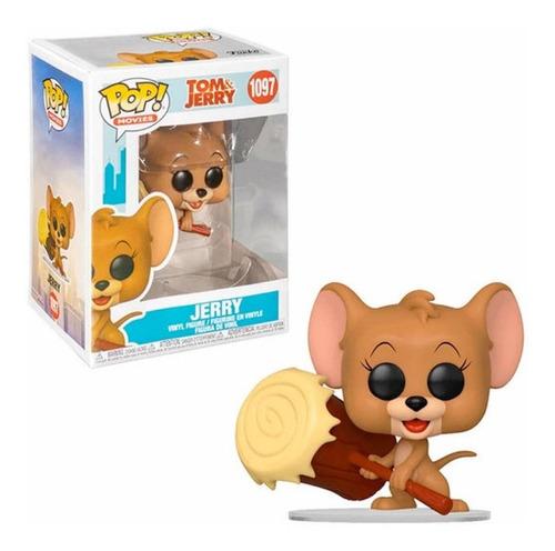 Imagen 1 de 1 de Jerry Tom & Jerry - Funko Pop Original