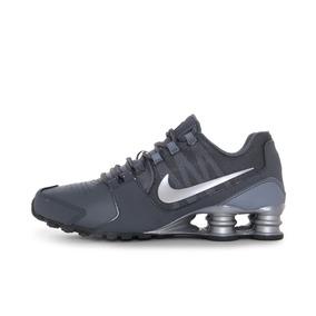 Nike Shox Cinza 2