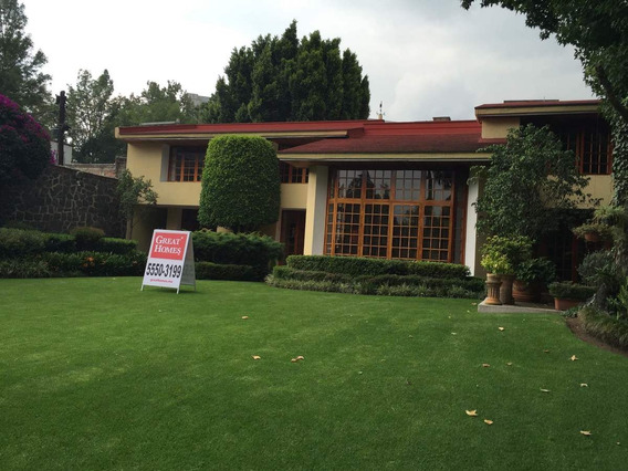 Casa En Tlacopac San Angel