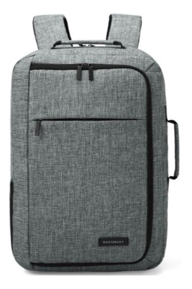 Mochila - Maletín Bagsmart Porta Laptop 32 X 12,5 X 46 Cm