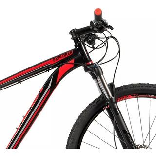 Bicicleta 29 Caloi Explorer Expert 2018 Kit Alivio Tam P E G