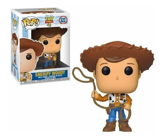 Funko Pop Woody 522 Toy Story 4 Baloo Toys