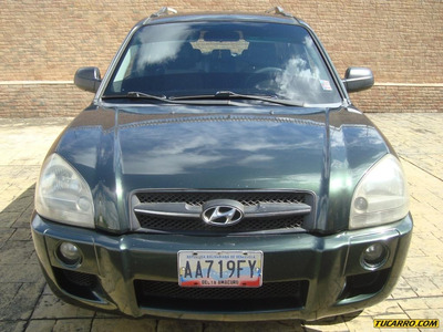 Hyundai Tucson - Automatica