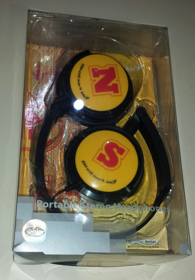 Fone De Ouvido Genius Portable Stereo Headphones