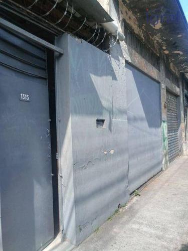 Imagem 1 de 10 de Salão Para Alugar, 50 M² Por R$ 1.500,00/mês - Jabaquara - São Paulo/sp - Sl0107