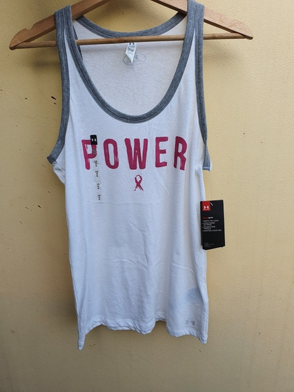 Musculosa Under Armour Mujer