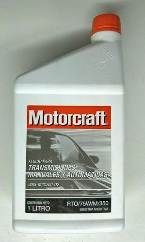 Aceite Caja Ecoesport Focus 13/19  Motorcraft Ford Legitimo