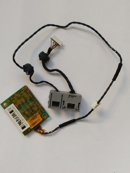 Fax Modem + Entrada De Rede 073-0001-2847 Sony Pcg-3a2p