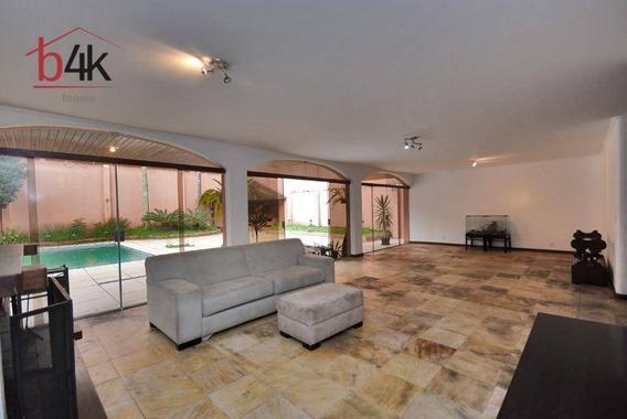 Casa À Venda, 414 M² Por R$ 1.850.000,00 - Morumbi - São Paulo/sp - Ca0098