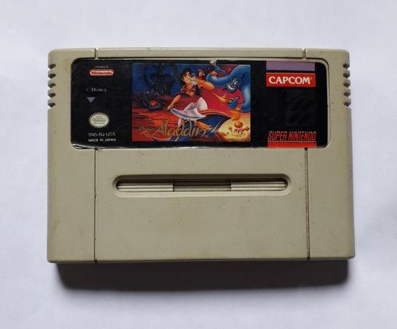 Aladdin Para Super Nintendo Snes