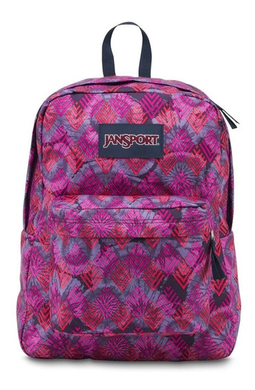 Mochila Jansport Linea Original Multi Diamond Armonyshop