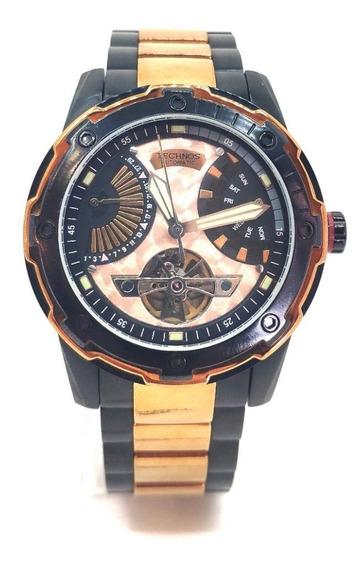 Relógio Technos Masculino Automático Sw33b/5t