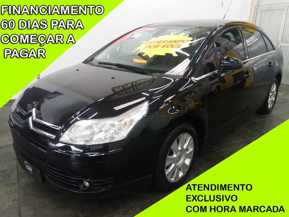 Citroen C4 Pallas 2.0 Exclusive 2010 Automatico