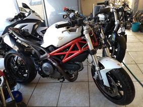 Sucata De Ducati Monster 796 Somente Para Venda De Peças