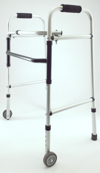 Andadera Ortopedica Con Ruedas. Selecta