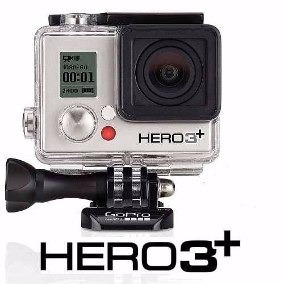 Gopro Hero 3 Black - Usada