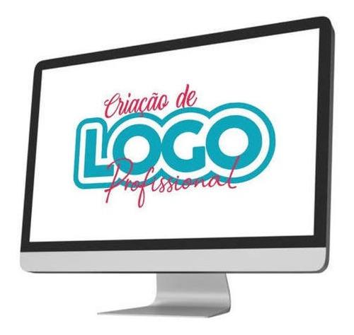 Imagem 1 de 1 de Criação De Logo: Logomarca + Brindes