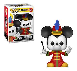 Funko Pop Mickey Mouse #430 Band Concert Disney Regalosleon