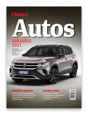 Imagen 1 de 5 de Clarín Anuario Autos 2021