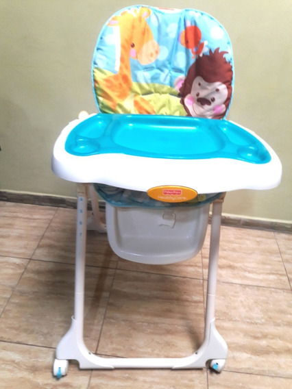 Silla Comedor Fisher Price Para Bebes