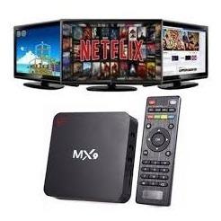 Tv Box Sua Tv Em Smart 4k Pro 2 Gb/16gb Net Flix