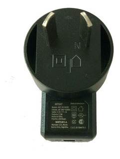 Fuente Switching De Pared 220v A 5v 1a Con Usb Fs01/2 Apex