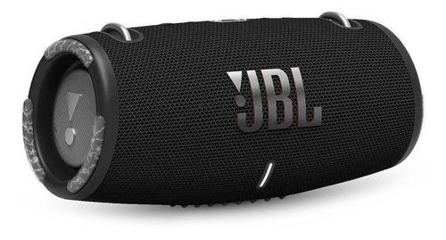 Imagen 1 de 5 de Parlante JBL Xtreme 3 portátil con bluetooth black