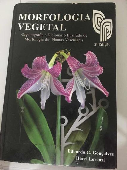 Morfologia Vegetal - Lorenzi 2ª Edição