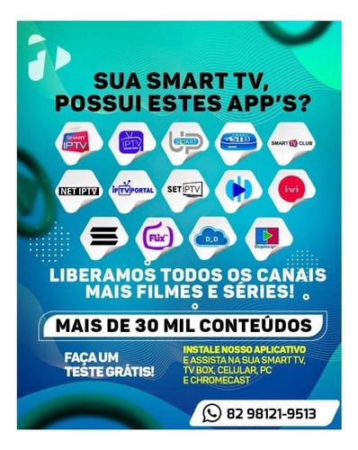 Imagem 1 de 1 de Smart Tv Ou Tvbox