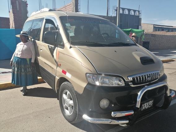 Combi Hyundai Starex