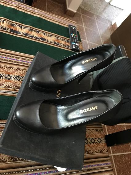 Stilettos Sarkany 35 Como Nuevos