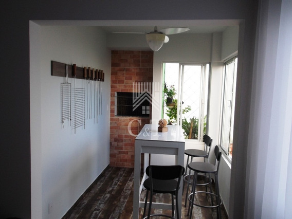 Apartamento Mobiliado 02 Dormitório - Nações - Bc - 1107