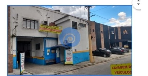 Imagem 1 de 5 de Galpão / Depósito / Armazém Na Vila São Francisco - 3459