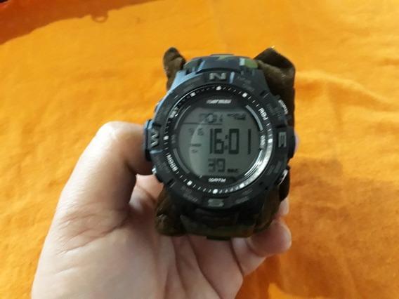 Relógio Mormaii Camuflado Militar