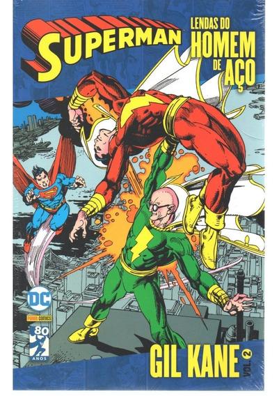 Superman Lendas Gil Kane 2 - Panini - Bonellihq Cx259 J18