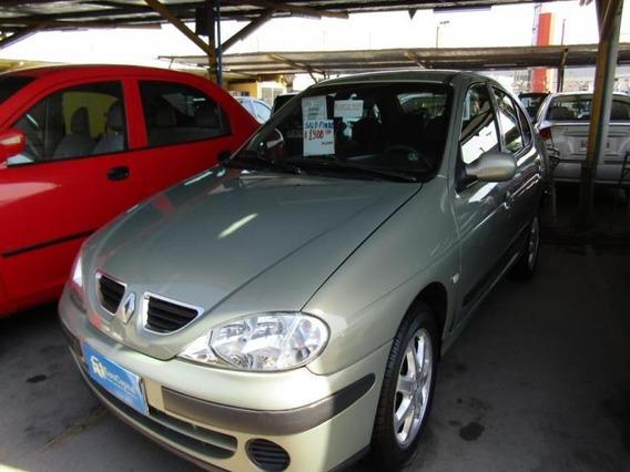 Renault Megane 1.6 16v Expression Ac 2004