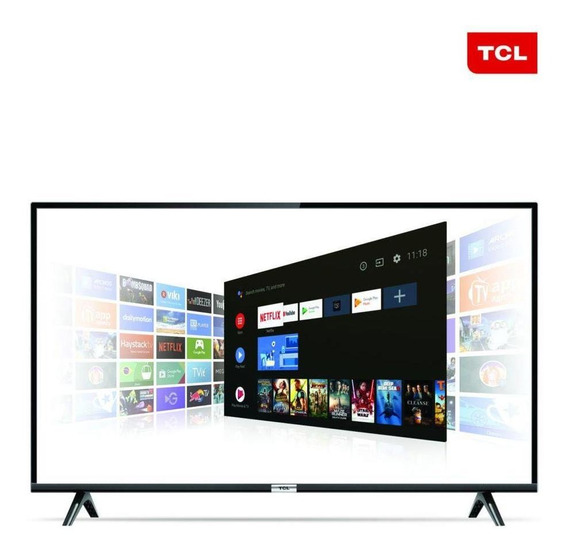 Smart Tv Tcl 40s6500fs 40 Led Full Hd Hdmi Comando De Voz