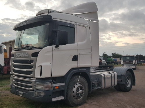 Scania G 420 Tractor 4x2 Excelente - Financio 3% A 3años