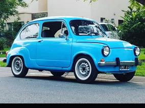 Fiat 600 R 1976 Fitito Permuto Honda Tornado
